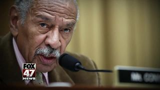 Attorney: Conyers to fight sexual misconduct allegations - Video