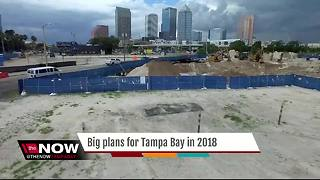 Things to watch for in Tampa in 2018