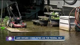 Lake Ontario water levels have business owners worried they