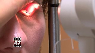Don't overwear your contacts - Video