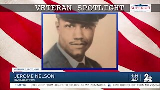 Veteran Spotlight, Jerome Nelson
