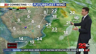 23ABC Evening weather update November 25, 2020