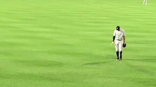 Yankees Outfielder Aaron Judge Plays Catch With Young Fan in the Stands