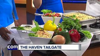 Tailgating party to benefit HAVEN - Video