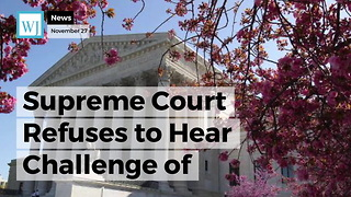 Supreme Court Refuses to Hear Challenge of Maryland's Assault Weapon Ban - Video