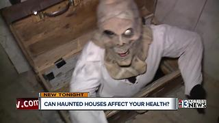 Haunted houses deliver frights, thrills this Halloween - Video