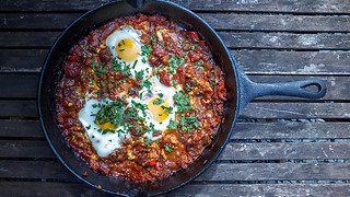 Huevos Rancheros recipe for the grill - Video