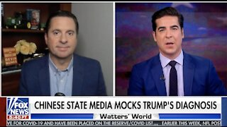 Rep. Nunes: President Trump is the first president to actually take on China
