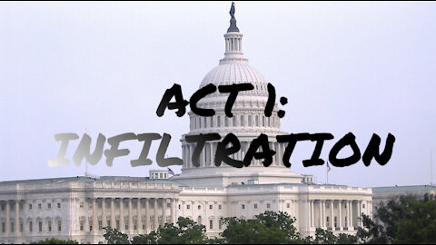 A Capitol Play: ACT 1: Infiltration