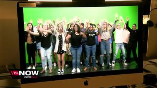 Franklin freshmen make back to school music video on first day - Video