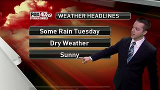 Dustin's Forecast 11-20 - Video