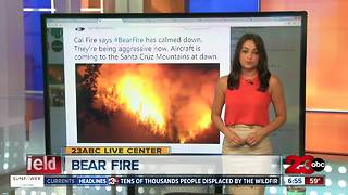 NEW Northern and Southern California Fire Updates - Video