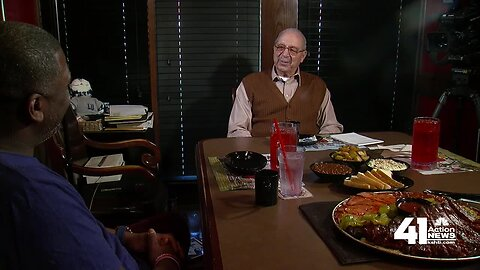 EXTENDED CUT: Ollie Gates of Gates Bar-B-Q says barbecue, Negro Leagues communities were intertwined