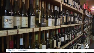 Liquor stores offer election night relief
