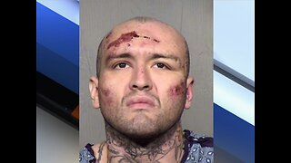 PD: Masked man in cape fights officers during DUI arrest - ABC15 Crime