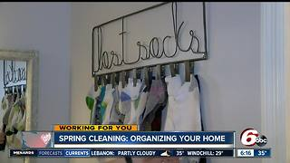Spring Cleaning: Organizing Your Home - Video