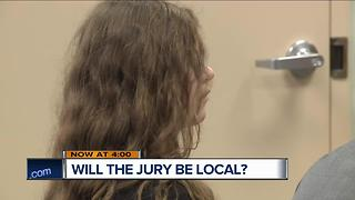 Slender Man Trials: Will the jury be local? - Video