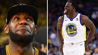 Draymond Green TEASING LeBron James for the Cavs Struggling? - Video