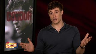 Max Irons Talks About His New Show Condor - Video