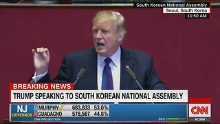 "Donald Trump 'Sentenced To Death"" by North Korea - Video"
