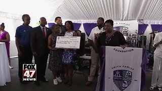 Lottery Winners Giving Back To Their Communities