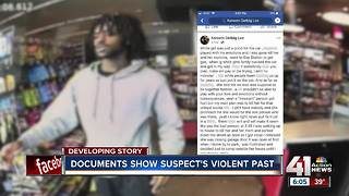 Suspect in OP missing teen case had violent past - Video