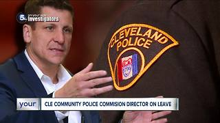 Cleveland Community Police Commission executive director placed on leave
