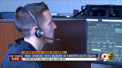Man charged with murder in baby boy's death