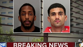 One of two escaped inmates captured - Video
