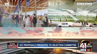 KCI proposals presented to selection committee - Video