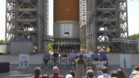 Alabama's 'Rocket City' To Send The Next Astronauts To The Moon
