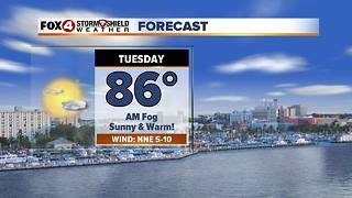 Warm Weather Continues This Week 11-6 - Video
