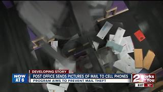 New free USPS program helps with mail theft - Video
