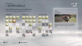 Assassin's Creed Syndicate: Skills and training upgrade run-through