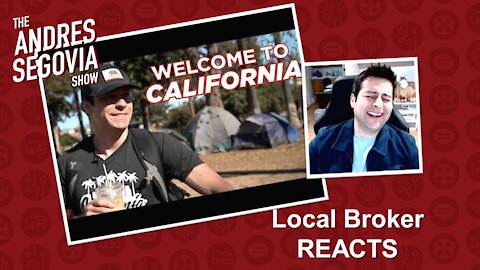 Local Broker REACTS To When Californians MOVE BACK to California