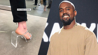 Kanye West UNVEILS New Torture Device! Calls Them Shoes… - Video