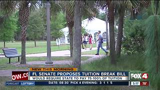 Bill proposed to make Florida colleges cheaper - Video