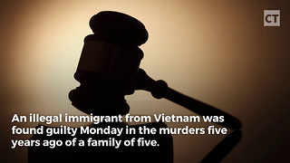 Immigrant Freed Under High Court Ruling Found Guilty of 5 Murders - Video
