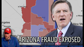 Clear Arizona Fraud EXPOSED by Data Scientists
