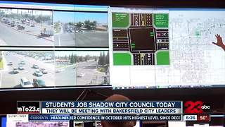 Teen city government day - Video
