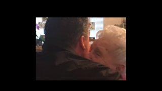 Surprise! Family Reunites to Celebrate Great Grandmother's 99th Birthday