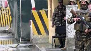 Deadly Suicide Attack Rocks Kabul's Diplomatic District - Video