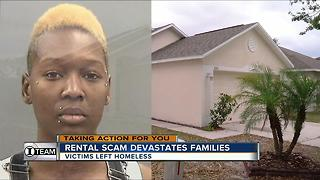 Rental scam devastates families - Video