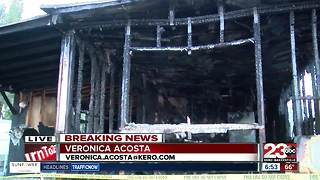 One person killed in fire in Lamont - Video