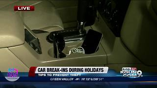 How to protect your car from break-ins - Video