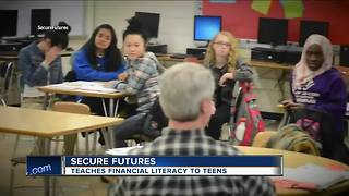 SecureFutures Financial Literacy for Teens - Video
