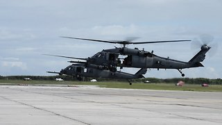 7 Service Members Dead After US Military Helicopter Crashes In Iraq - Video