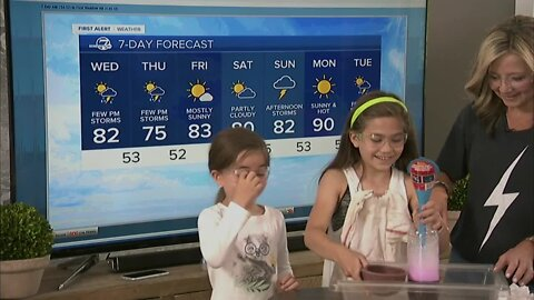 Weather Wednesday with Lisa Hidalgo: May 27