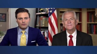 Interview with Peter Navarro