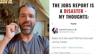 The Jobs Report Is A Disaster- My Thoughts!